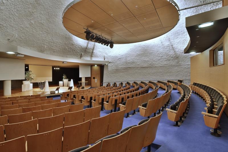 Scène auditorium